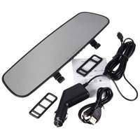 Car DVR Car Camera Full HD 1080P Dash Cam Video Recorder Rearview Mirror Digital Car Camera