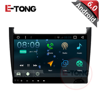 New 10 1 Big Screen Car Radio Dvd Player For Vw Polo With Touch Panel Android