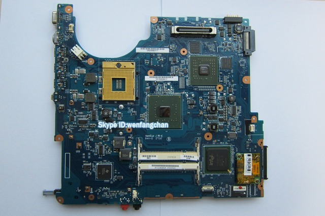 Laptop  motherboard  for VGN-FE MBX-149 1P-006B500-8011 A1228065A