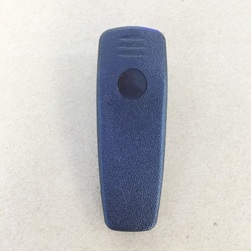 10 pcs/lot clip ceinture pour Motorola DEP450 XIR P3688 PR400 CP140 CP040 CP200 EP450 CP180 GP3188 GP3688 etc wakie talkie-walkie