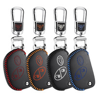 LUCKEASY For maserati Quattroporte grancabrio 2012 2015 maserati granturismo 2012 2013 Car Key bag case wallet holder key cover|Key Case for Car| |  -