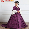 New 18th Century Court   Marie Antoinette Ball Gowns Historical Medieval Period Masquerade Dresses