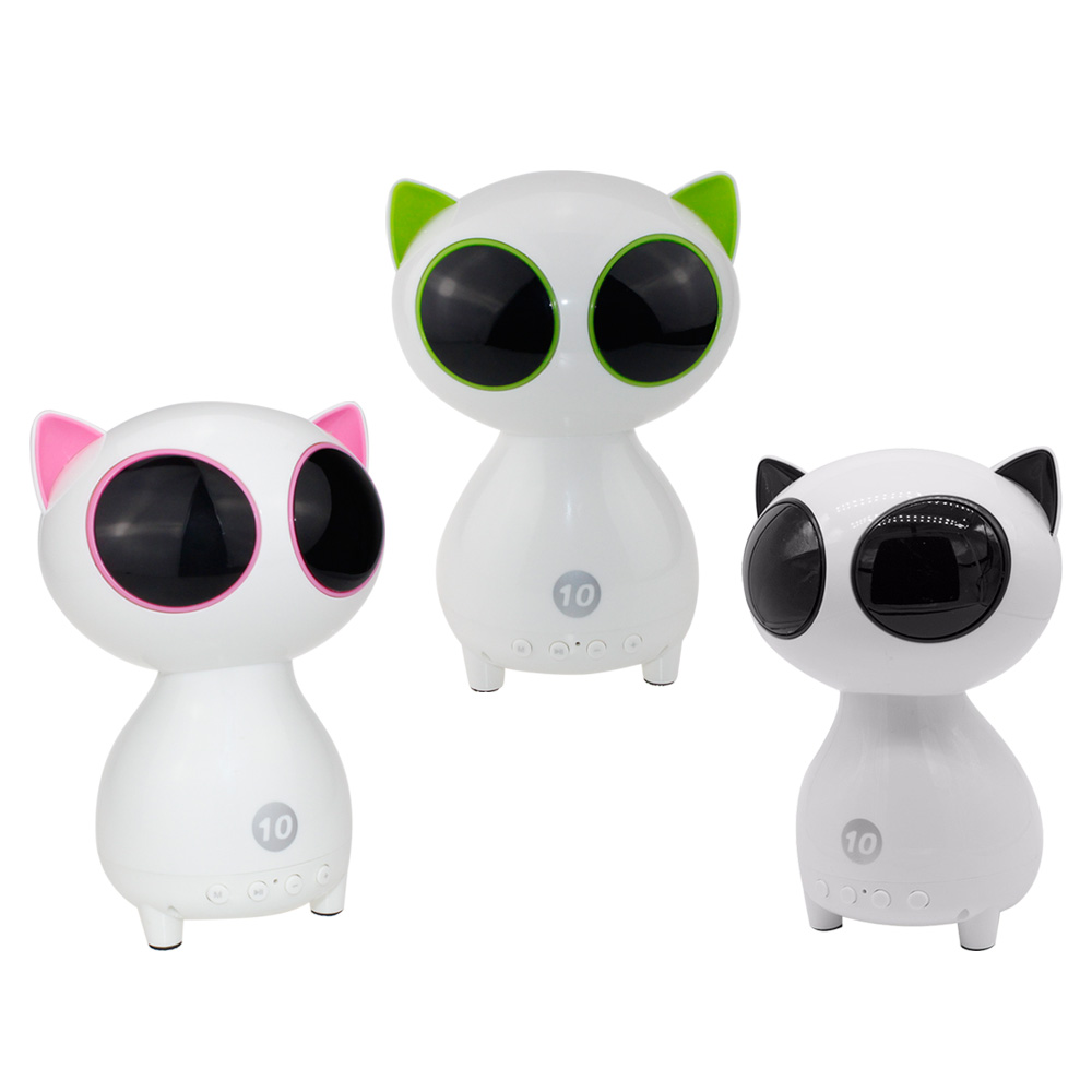 Aliexpress Com Buy Cartoon Cat Bluetooth Speaker Partner