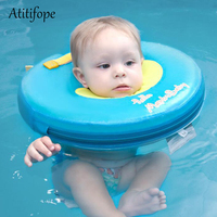 No inflation Double protection Safety Neck Float Baby Pool Accessories