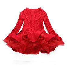 b01714ba9 Popular Baby Girls Sweater Tutu Dress-Buy Cheap Baby Girls Sweater ...
