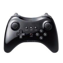 Voor Nintend Voor Wii U Pro Controller Usb Classic Dual Analoge Bluetooth Draadloze Afstandbediening Voor Wiiu Pro U Gamepad