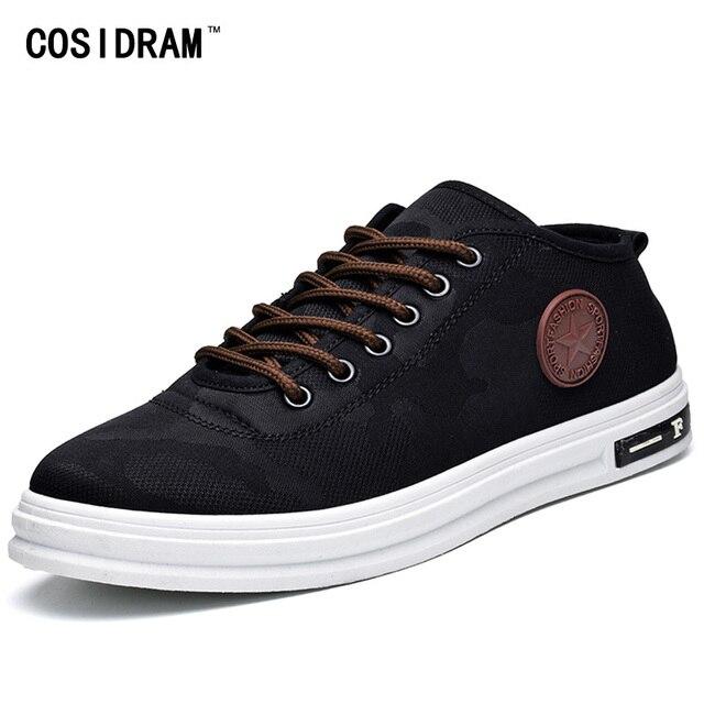 Uomo Sneakers Cosidram Moda Nuovo Scarpe Casual 2018 Per FJlK31Tc