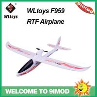 Original WLtoys F959 Sky king 2.4G 3CH RC RTF Airplane Aircraft Fixed Wing Plane
