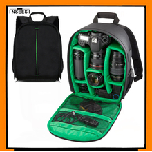 New Pattern Multi-functional Digital DSLR Camera Bag Backpack Video Photo Bags For Camera d7100 Small Compact Camera Backpack