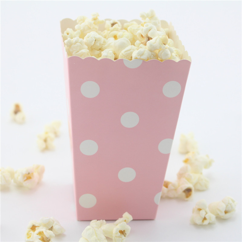 Paper Popcorn Box Promotion-Shop for Promotional Paper Popcorn Box ...