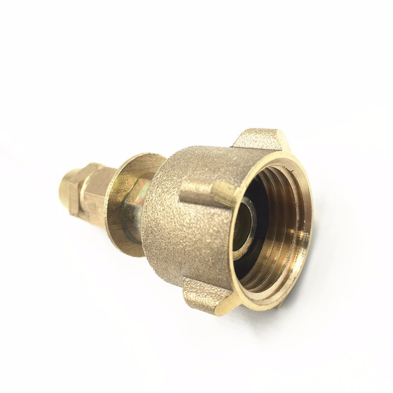 Outdoor Camping Gas stove Propane Refill Adapter Gas Flat Cylinder Tank Coupler Adapter