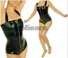 latex swimsuit