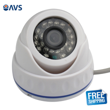 Free Shipping Economy Home Security System 900TVL Dome CCTV Camera