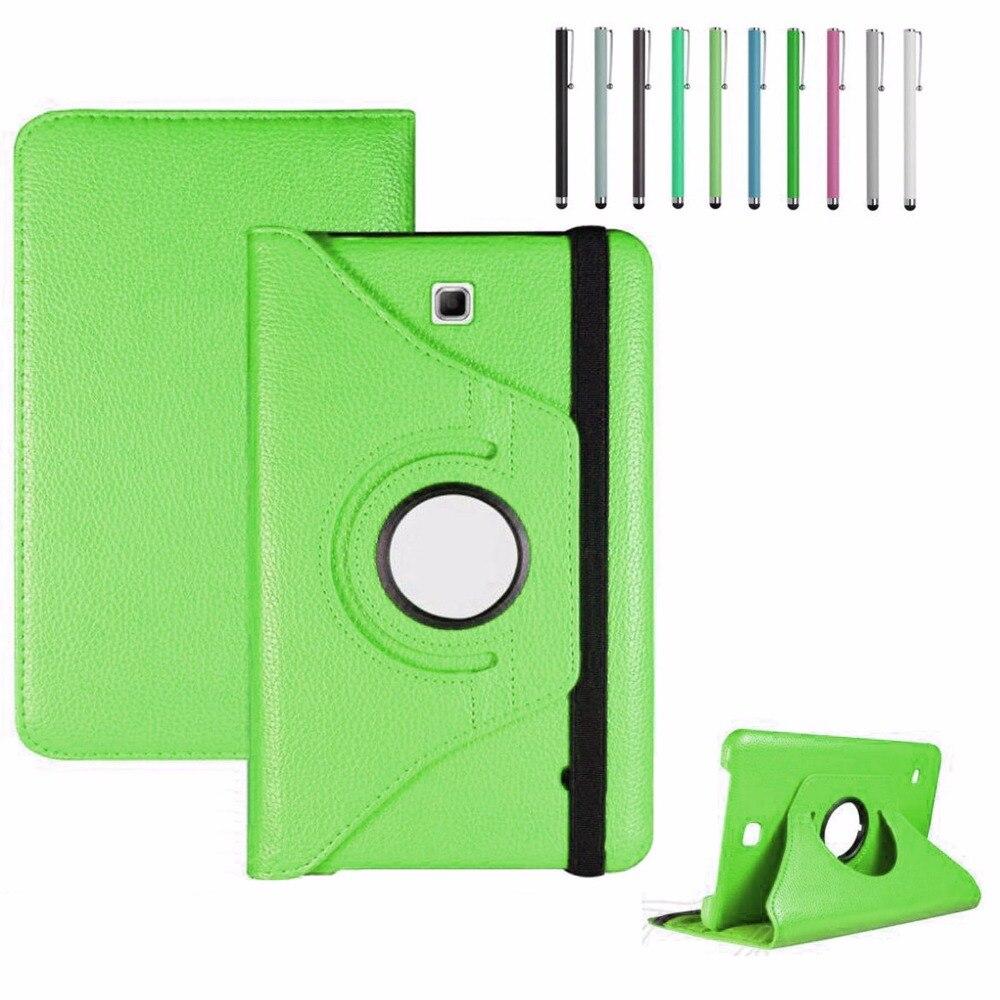 SM-T230 SM-T231 kılıf Samsung Galaxy Tab Için 4 7.0 inç T230 T231 - Tablet Aksesuarları - Fotoğraf 5
