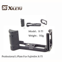 LB XT1 Quick Release L Plate/Bracket Holder hand Grip for Fujifilm Fuji XT1 X T1 Camera ballhead