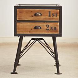 Винтажный стиль мебельная промышленность Лофт/переработка старой еловой мебели/антикварный деревянный стол, подставка для кровати