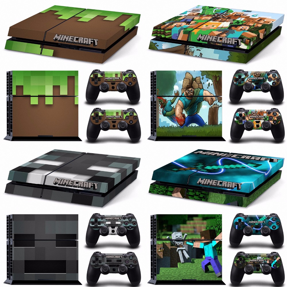 Games Guitar Hero Pokemon Skin Minecraft Ps Skin Sticker For Sony - Minecraft pokemon spielen