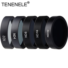 TENENELE For Phantom 3 Drone Filter ND 2 4 8 16 32 Came Filters Set For DJI Phantom 3 4K Advanced Standard SE Pro Accessories