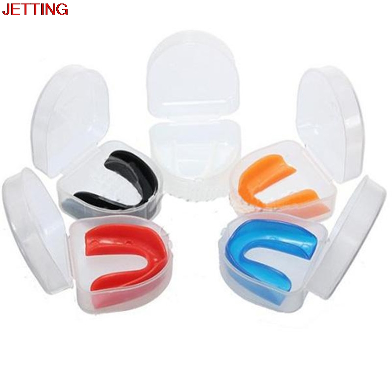 Silicone Mouth Guard Teeth Dental Protection Anit Snore- Stop Night Teeth Grinding Safety Tools for nursing teeth Hot Sell