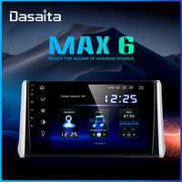 Dasaita 10.2 IPS screen Android 9.0 Car Multimedia for Toyota RAV4 Radio 2018 2019 TDA7850 GPS Bluetooth HDMI Car Stereo MAX6