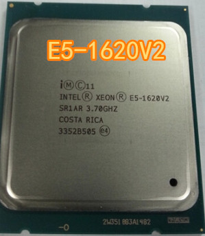 Intel Processor-Can-Work CPU E5 1620 4-Core V2 10mb Cache