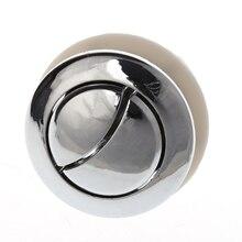 Двойной смывной туалет кнопка бака унитаз аксессуары для ванной комнаты водосберегающий клапан