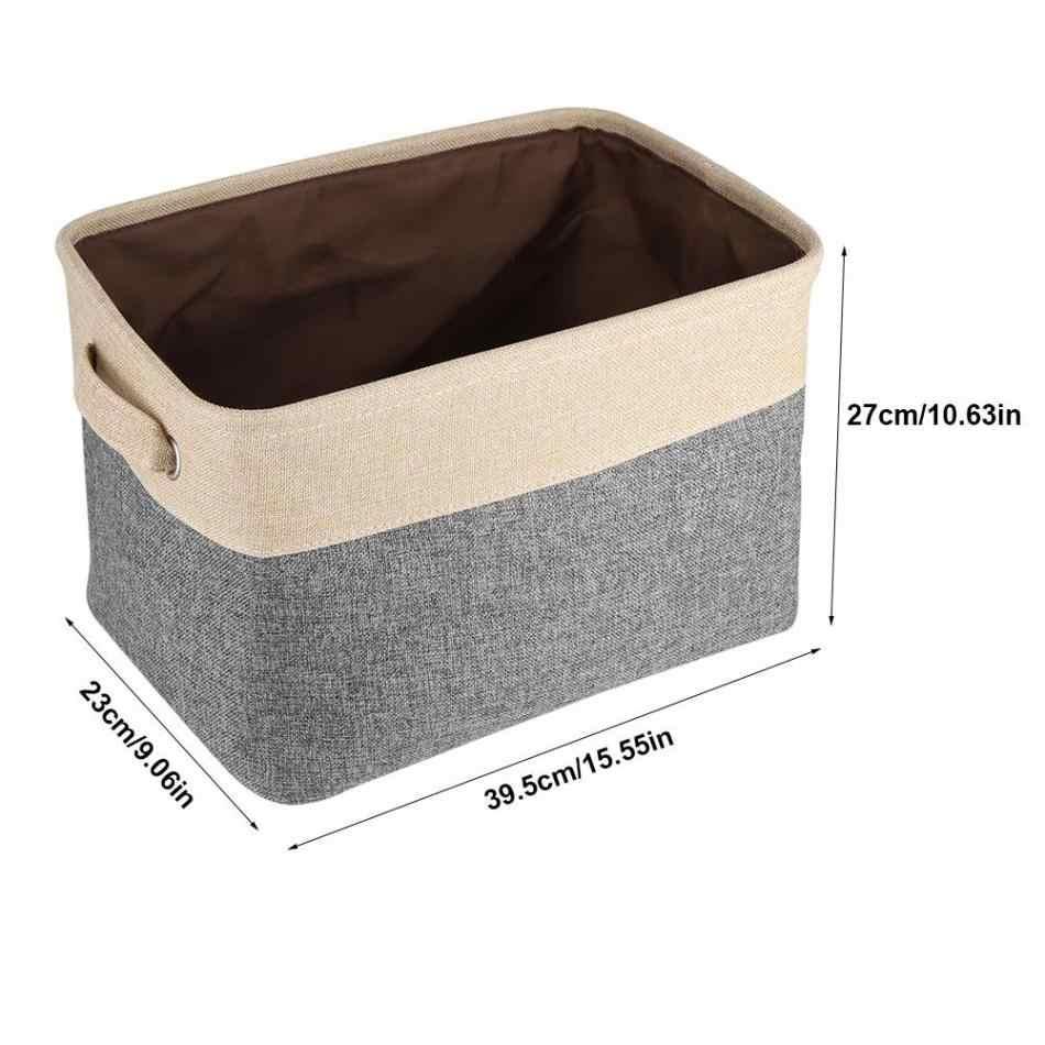 EVA Maleta de Ferramentas Caixa De Armazenamento De Tecido de Roupa De Cama dobrável brinquedo Estilo Japonês cesta de Armazenamento Roupa Suja Cesta de Lavanderia Toalha Box Container