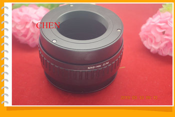m42-Nik Z Mount Lens Adapter ring for m42 lens to nikon Z Z6 Z7 Camera body