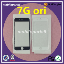 10pcs/lot Fress shipping fee touch screen glass (not digitizer)for iPhone 7 Front Screen Outer Glass Replacement ori стоимость
