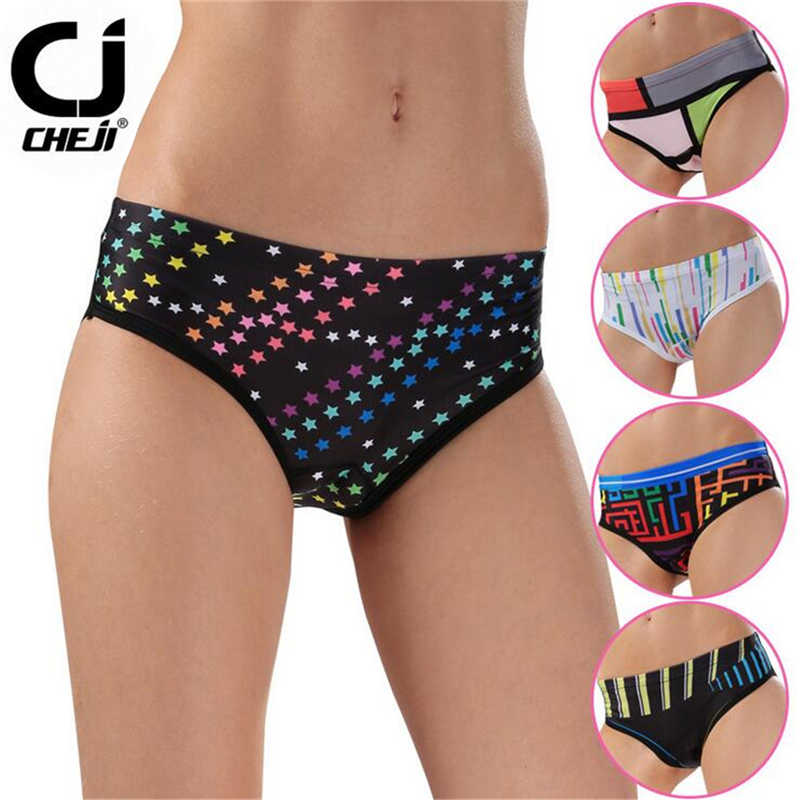 3577283cf CHEJI Women Cycling Panties Shorts Underwear Quick Dry 3D GEL Padded Bicycle  Shorts Breathable MTB Downhill