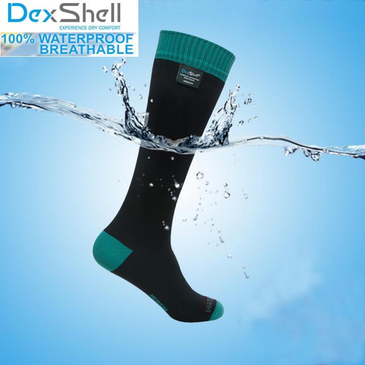 Men high quality knee-long thermal breathable coolmax hunting fishing waterproof/windproof Hiking overcalf outdoor sport socks