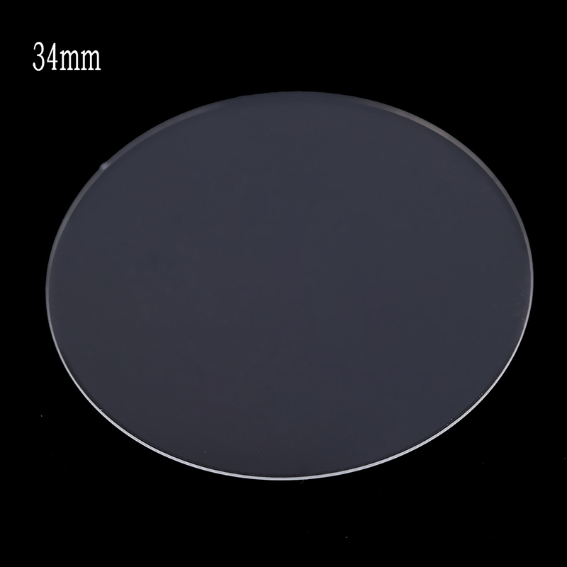 2PCS Universal Round 34 35 35.5 36mm 37mm 38mm 39mm 40mm 41mm 42mm For Samsung S2 S3 Gear Watch Tempered Glass Screen Protector