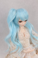 2018 Top quality 1/4 1/6 Doll Beautiful Wave Doll Hair Wig