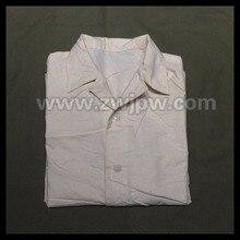Китайская женская белая рубашка из чистого хлопка 65