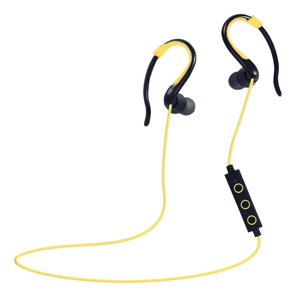 Bluetooth 4.1 fon kepala fon telinga untuk iphone samsung tanpa wayar - Audio dan video mudah alih - Foto 4