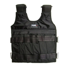 Body Building Weight Vest Fitness