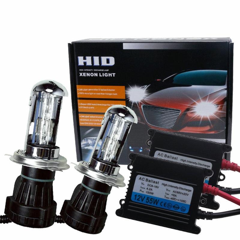 499 H7 55w Super White Xenon Upgrade Headlight Bulbs 12v W5W Led Sidelights AB