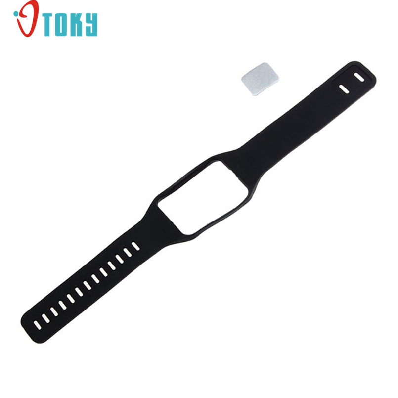 Excellent Quality Replacement Watch Wrist Strap Wristband for Samsung Galaxy Gear S R750 Dropship Wholesale Price #N03