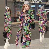 8 Colors High Quality Autumn Winter Design Women's Cotton Slim Zipper Coat Hooded Jackets Coats Overcoat Plus Size Down Parkas