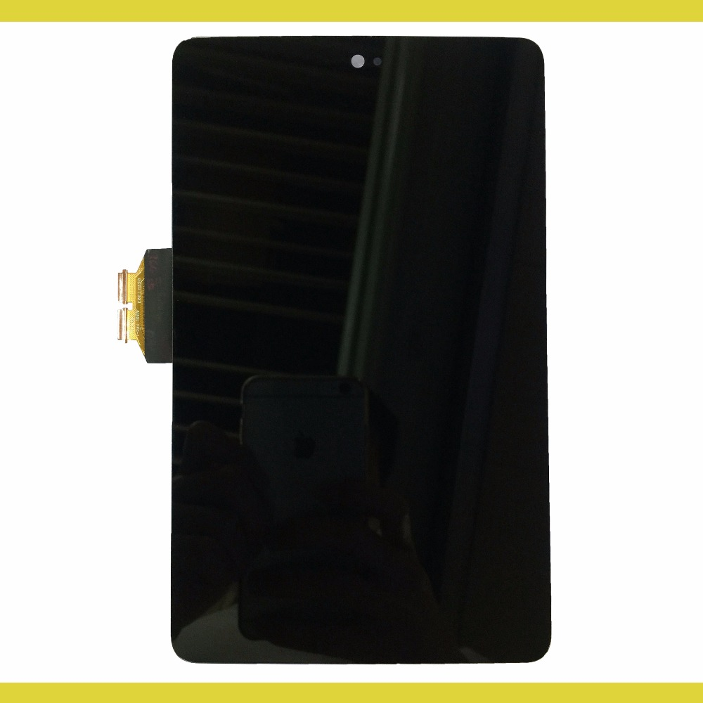 For ASUS Google Nexus 7 1st Gen 2012 ME370T ME370 ME370TG LCD Display Panel Screen + Touch Screen Digitizer Sensor Assembly