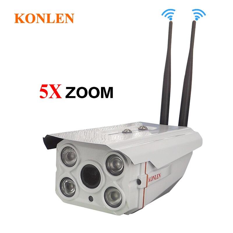 Camhi 1080P Zoom IP Camera Outdoor Waterproof WIFI 5X Optical 2MP Full HD IMX323 CCTV Security