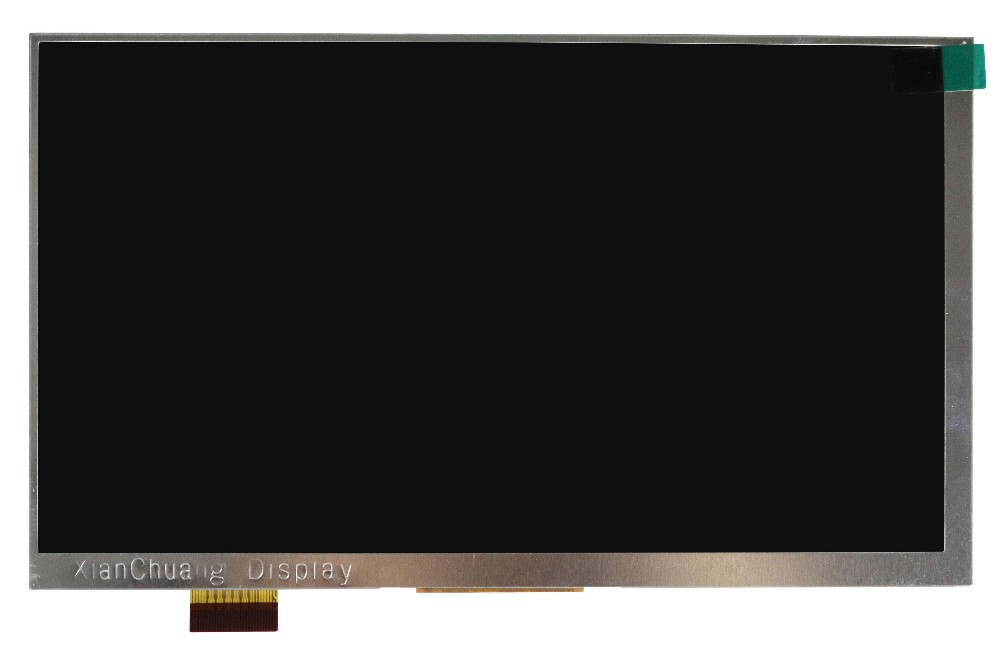 New 7 Inch Replacement LCD Display Screen For PRESTIGIO MULTIPAD PMT3087 3G tablet PC Free shipping