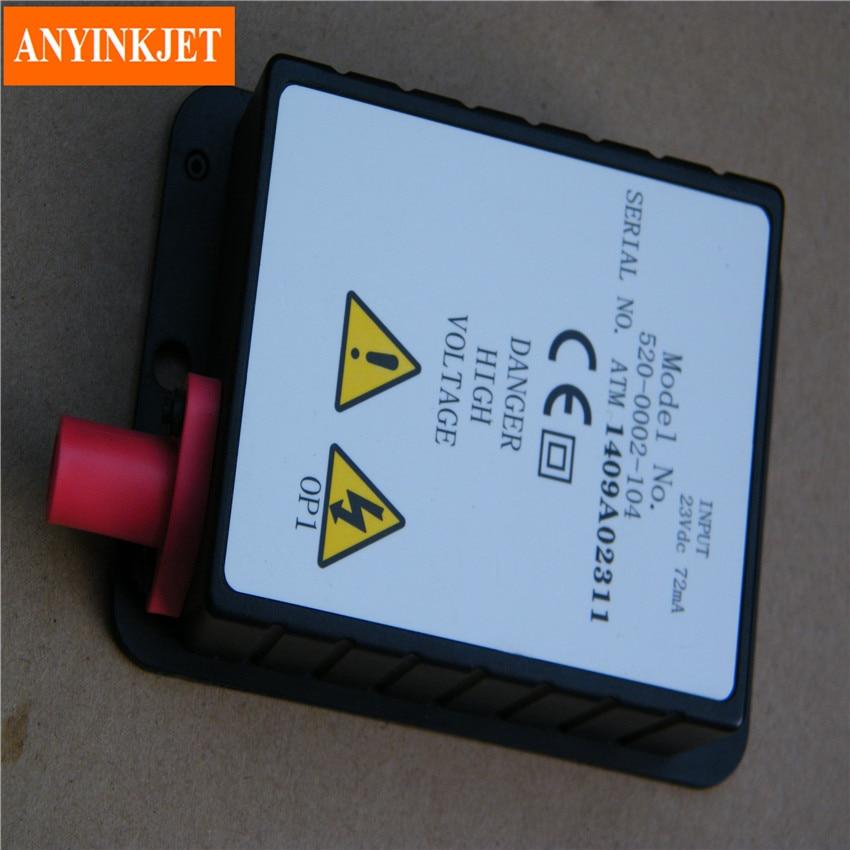 high pressure pack EHT module WB200-0390-239 for Willett 430 460 43S 400 Series printer for videojet willett driver rod assy wb200 0430 141 pc1252 for willett 43s 430 460 printer