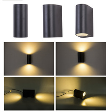 New product outdoor LED lighting wall lamps up down brightest led light IP65 lightings