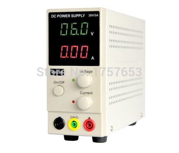 2016 New MCH-K305D Mini Switching Regulated Adjustable DC Power Supply SMPS Single Channel 30V 5A Variable MCH K305D mystery mch 1025