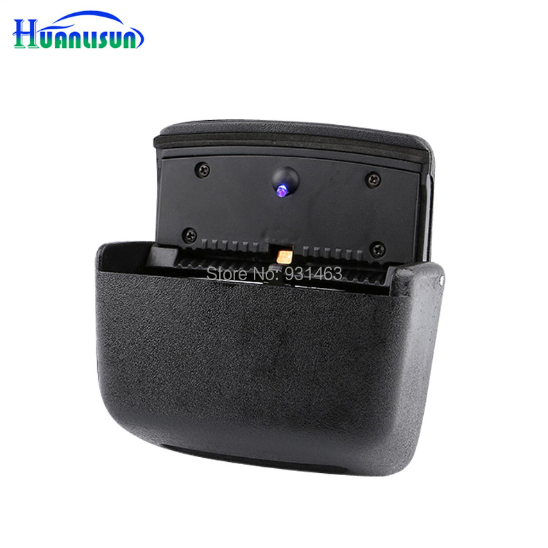 HUANLISUN durable portable Automobile air outlet car ashtray LED lamp ashtray Cup Holder durable hot sale