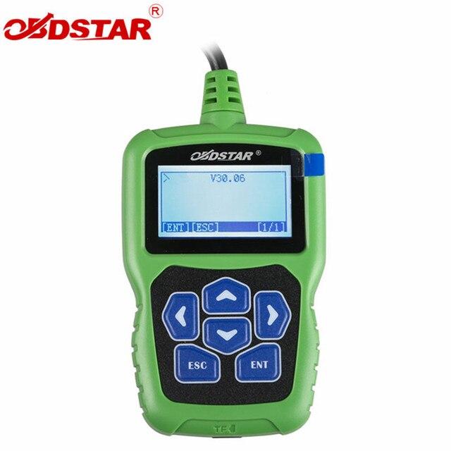 OBDSTAR Pin Code Calculator F109 Voor SUZUKI Key Programmeur F109 met Startonderbreker en Kilometerteller Functie Update Online