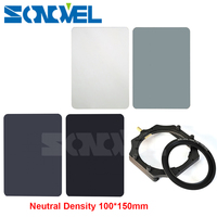 100mm X 150mm ND2 ND4 ND8 ND16 Neutral Density 100 150mm Square Filter For Lee Cokin