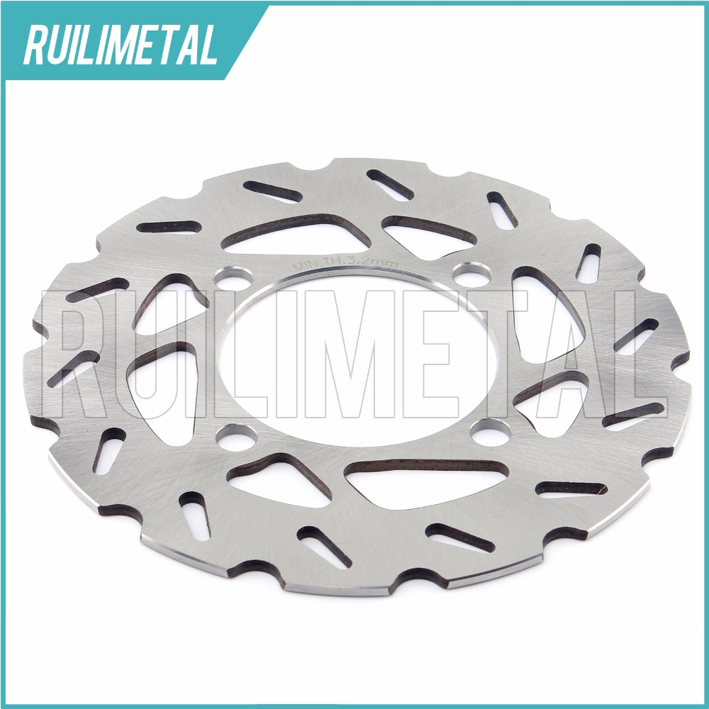 BIKINGBOY ATV QUAD Front Brake Disc Rotor for HONDA TRX  500 FA FAA Fourtrax Foreman Rubicon 05 06 07 08 09 10 11 12 13 14 кронштейн фары fz600 6 fz6n 05 06 07 08 atv