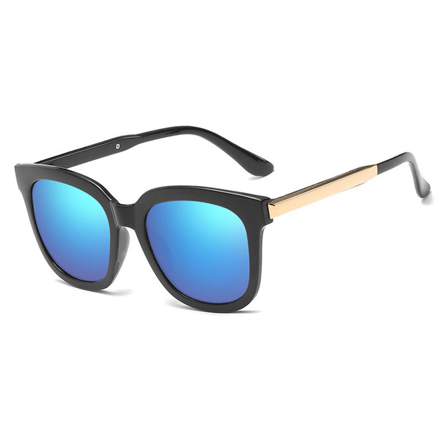 Retro Design Sunglasses Women Fashion Brand Square Sun Glasses Gafas Mirror Shades Men Vintage Eyewear Oculos de sol UV400